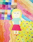 Lady with Patterns by Dakota