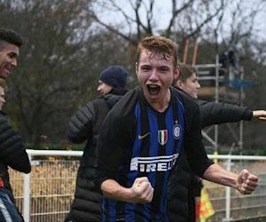 Jong Belgisch talent mag van het grote werk proeven bij Inter