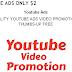 Youtube Ads Promotion