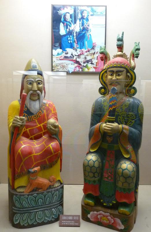 CHINE.YUNNAN.KUN MING Temple, jardin horticole,Musée des minorites - P1270446.JPG
