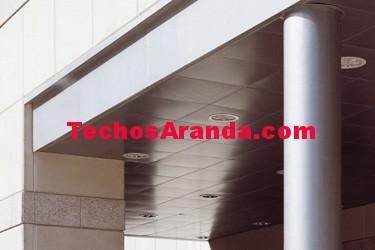 Presupuestos de techos metalicos Madrid