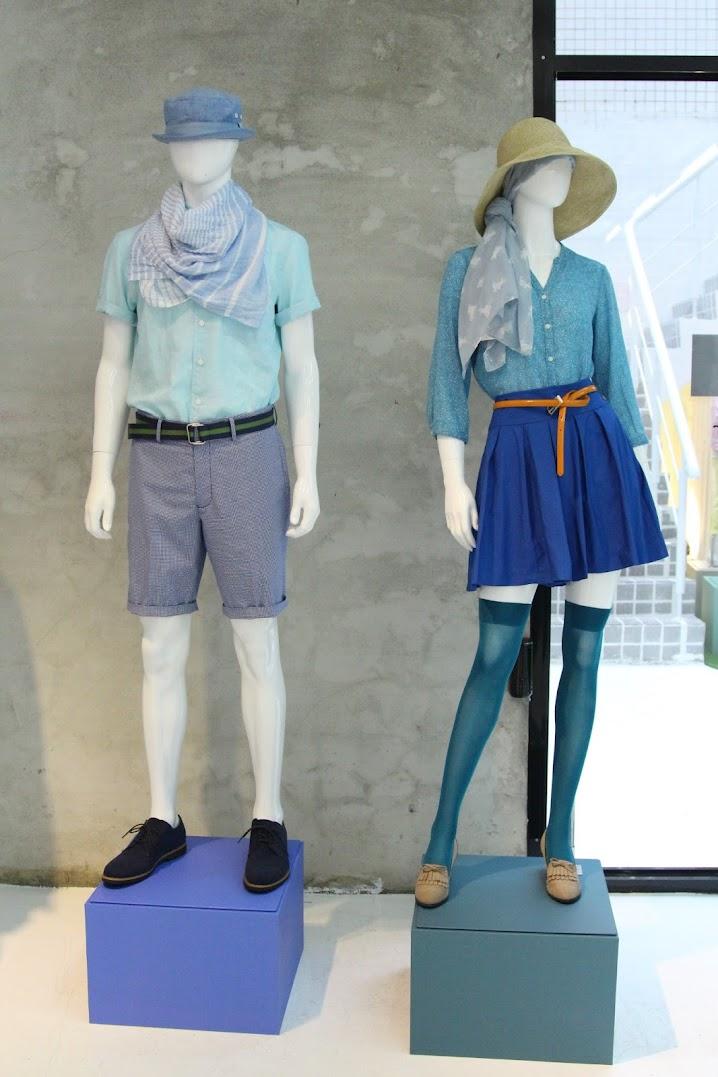 *繽紛春日花園新時尚生活:UNIQLO 2013 春夏新品搶先看! 8