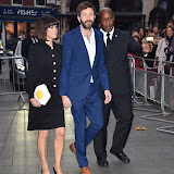 OIC - ENTSIMAGES.COM - Dawn O'Porter and Chris O'Dowd at the  LFF: The Program - Debate gala in London 10th October 2015 Photo Mobis Photos/OIC 0203 174 1069