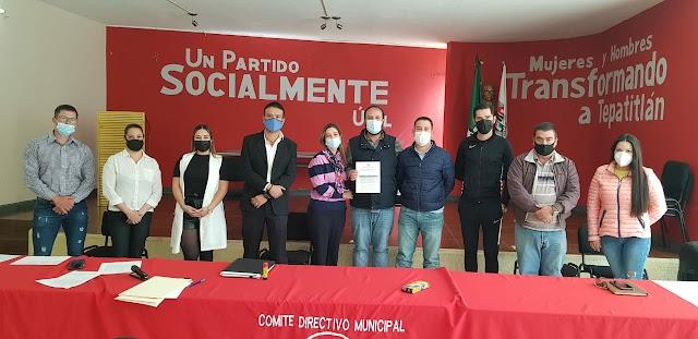 El PRI de Tepatitlán va por la presidencia municipal