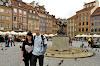04-05-2013 | Warszawa | Syrenka na Starówce i turyści
