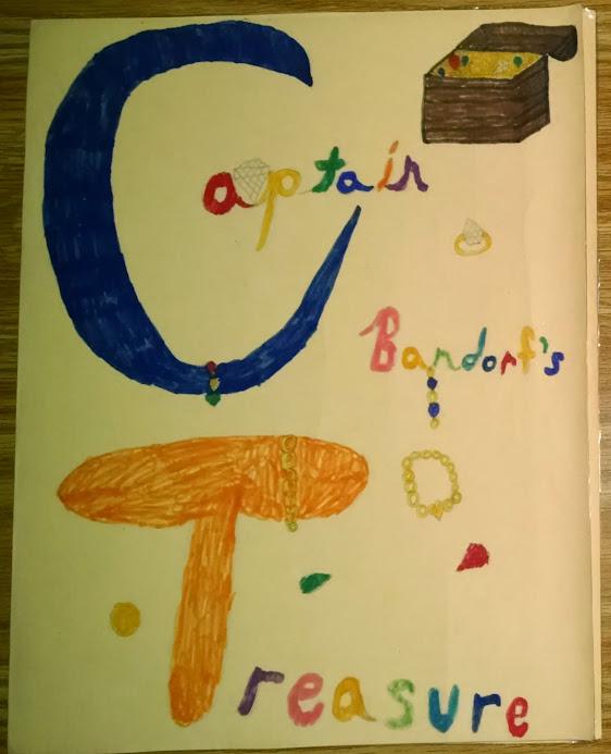 Captain Bandorf's Treasure cover