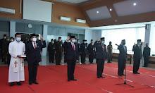 Farhan Lantik Enam Pejabat Tinggi Pratama Dilingkungan Pemkab Ketapang