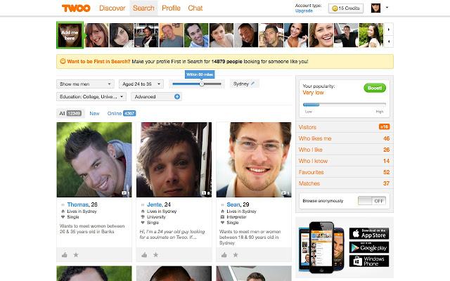 Twoo - Chrome Web Store
