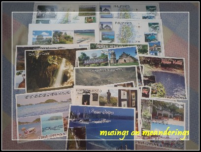 postcards, souvenirs, postcrossing