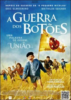 Download - A Guerra dos Botões - DVDRip AVI Dual Áudio + RMVB Dublado