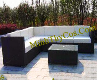 Rattan Sofa Set-MT124
