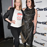 OIC - ENTSIMAGES.COM - Pippa Evans and Deborah-Frances White at the  Chortle Comedy Awards in London 22nd March 2016 Photo Mobis Photos/OIC 0203 174 1069