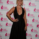 WWW.ENTSIMAGES.COM -    Heidi Range      at    Breast Cancer Campaign's Pink Ribbon Ball at The Dorchester, 55 Park Lane, London October 12th 2013                                                    Photo Mobis Photos/OIC 0203 174 1069