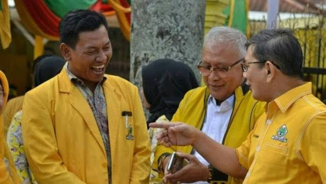 Setelah Gibran Rakabuming dan Bobby Nasution, kini Besan Jokowi Berniat Maju Pilkada Tapsel.