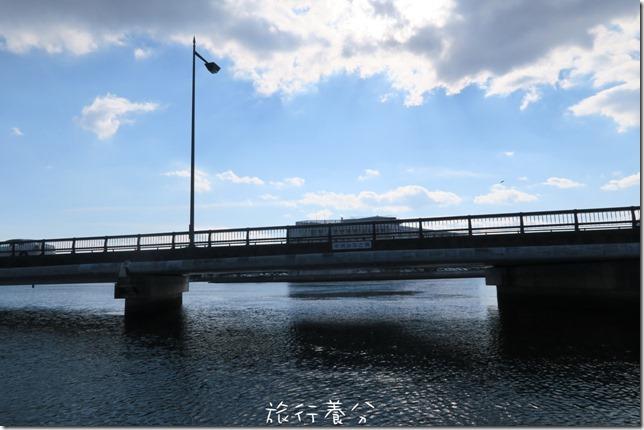 四國德島 葫蘆島周遊船 新町川水際公園 (48)