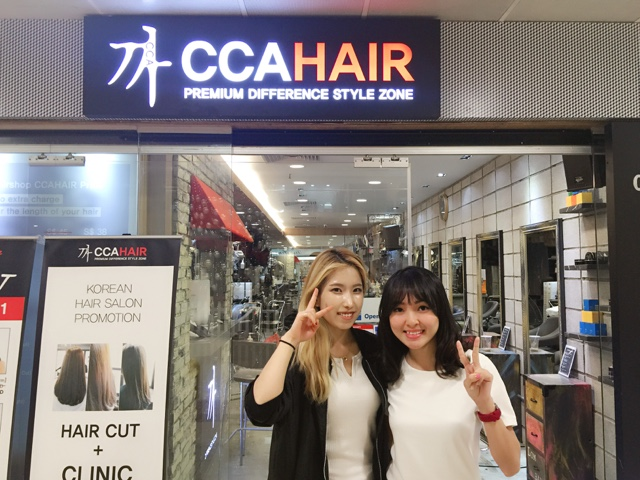 CCAHair Salon Far East Plaza Review