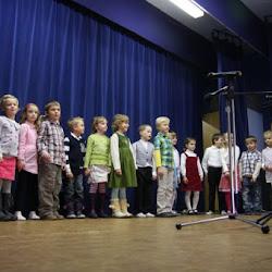 Adventní vystoupení dětí pro seniory 2011