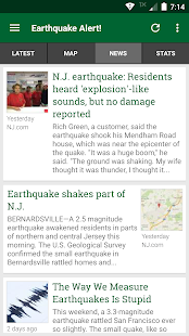 Earthquake Alert!- screenshot thumbnail