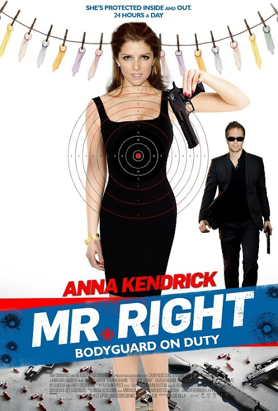 Mr. Right - Poster