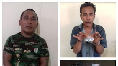 Polsek Belawan Ringkus Bandar Narkoba Sabu Boncel CS