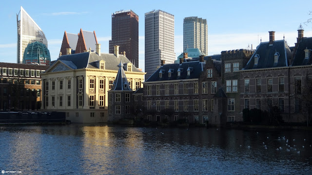 het torentje - work area of the Prime-Minister of the Netherlands in Den Haag, Zuid Holland, Netherlands