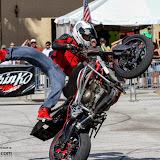 Stunt Show - Biketoberfest 2013