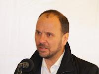 04 Štefan Gregor, Ipolyság polgármestere üdvözölte a munkahelyteremtést a városban.jpg
