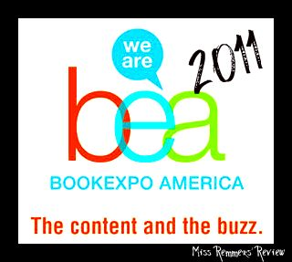 BEA 2011: Day Two, Three, and Four