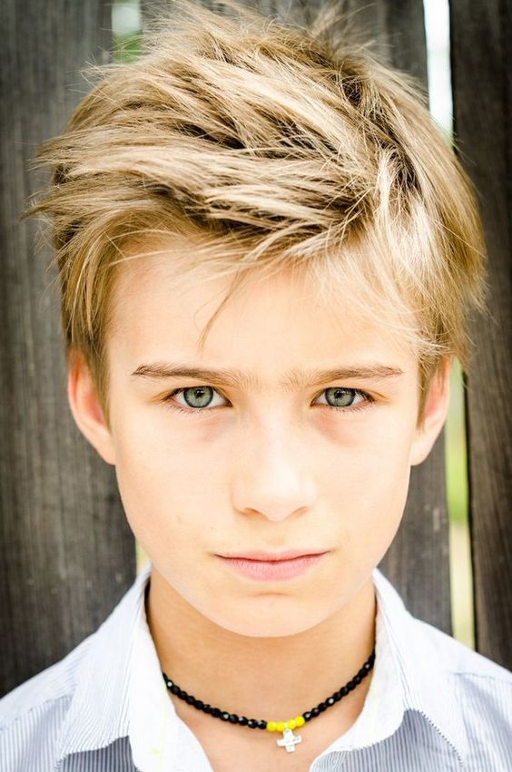 Boy hairstyles :Superior Hairstyles and Haircuts for Boys 2017 14