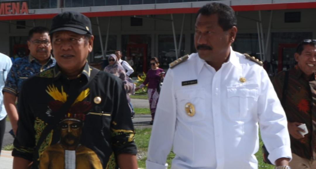 Ini Bupati Pertama Dari Sulsel Yang Kunjungi Warganya Pasca Kerusuhan 23 September 2019  Di Wamena
