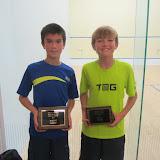BU15 draw: Sam Supattapone (Winner), John Paul Champa (Finalist)