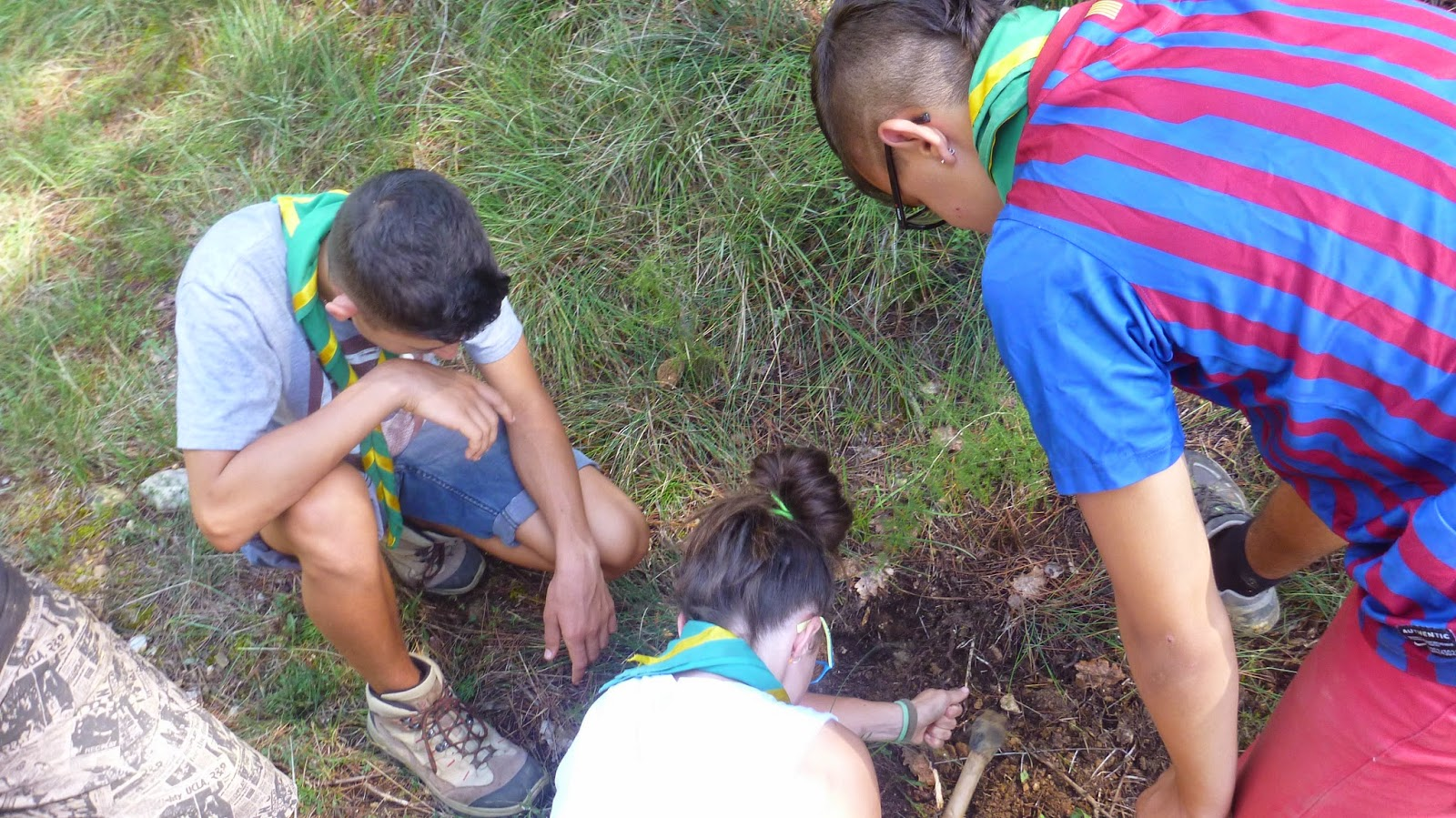 Campaments Estiu Cabanelles 2014 - P1070156.JPG