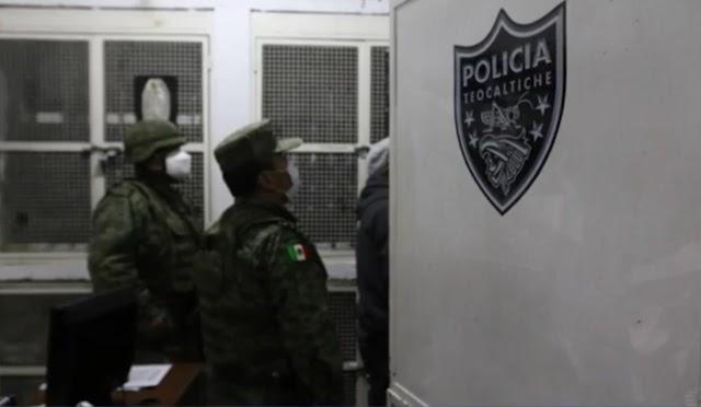 Policía de Jalisco no se va de Teocaltiche
