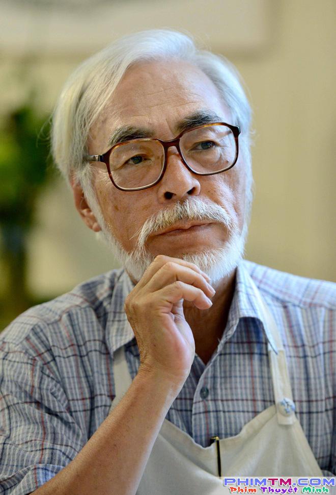 """Đến giờ này """"cha đẻ Ghibli"""" Hayao Miyazaki vẫn chưa xem """"Your Name"""" - Ảnh 1."""