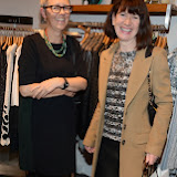 WWW.ENTSIMAGES.COM -     Marion Wood   and Jane Parker at         Fashion with Oui Friends in Harpenden Hertfordshire November 21st 2013                                           Photo Mobis Photos/OIC 0203 174 1069