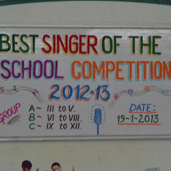 2013-01-19 Best Singer of the School