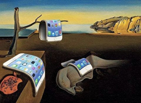 Τι απαντά η Apple για τα λυγισμένα κινητά