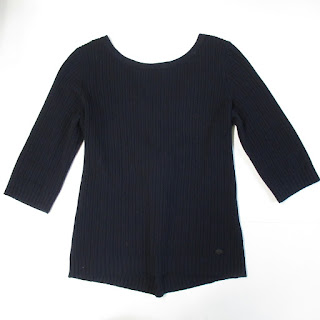 Chanel w/ Knot Back Sweater