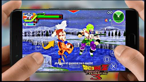 Descargar YA Dragon Ball Z  TENKAICHI TAG TEAM (MOD) SUPER | BUDOKAI TENKAICHI 3 +MENU PARA (PPSSPP)