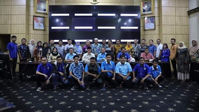 Dispora Padang Petakan Potensi Kepemudaan dan Tetapkan Konsep Youth Center