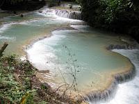 Kouang Si Waterfall - Luang Prabang
