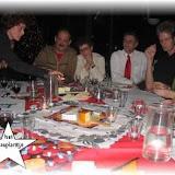Kerstviering vrijdagavondgroep 16-12-2005