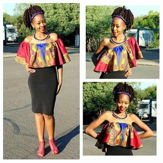 AMAZING OUTFITS OFF SHOULDER TOPS FOR SOUTH AFRICAN GIRLS 4