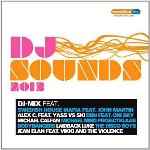 Download - CD DJ Sounds 2013