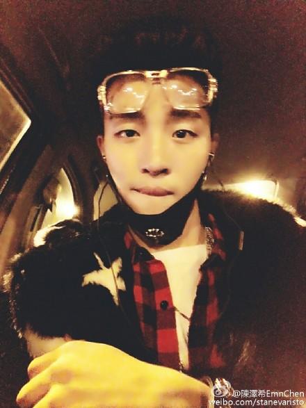 Emn Chen / Chen Zexi Canada Actor