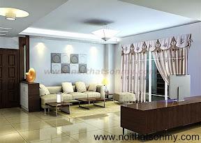 Mẫu thiết kế nội thất phòng khách 335