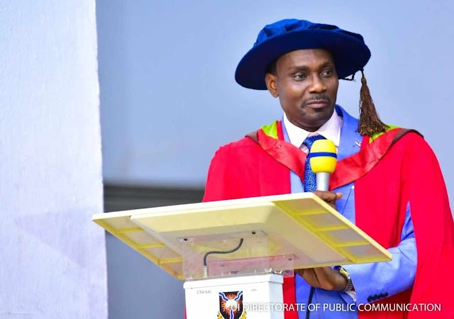 Brief Biography of Acting UI VC Prof. Adebola Ekanola