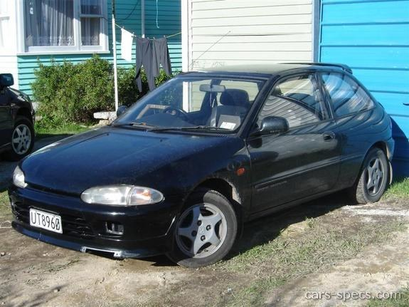 1990 Mitsubishi Mirage Hatchback Specifications  Pictures  Prices
