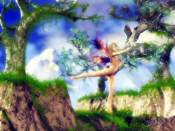 Magical Sprite, Fairies 2