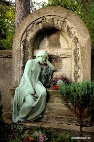 Grab auf dem Südfriedhof